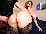 assparade: Latina girl with a huge ass