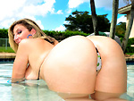 Pic of Sara Jay in assparade episode: Sara Jay has one sexy big ass