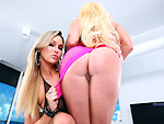 Pic of Nikki Delano in assparade episode: The battle of the sexiest ass