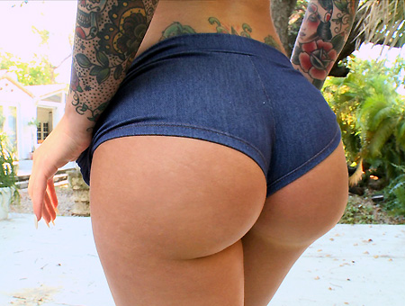 Christy Mack Amazing Ass  Ass Parade