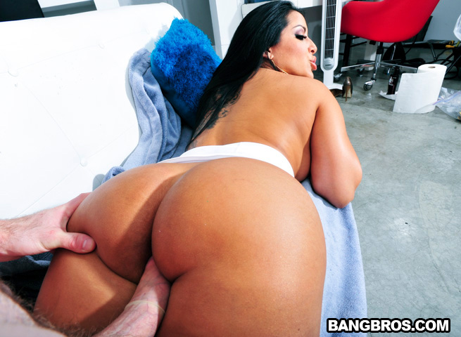 Big ass latina dance