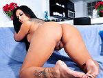assparade: Big Brown Latin Ass