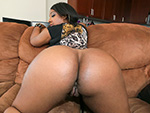 assparade: Beautiful Big Ebony Ass!