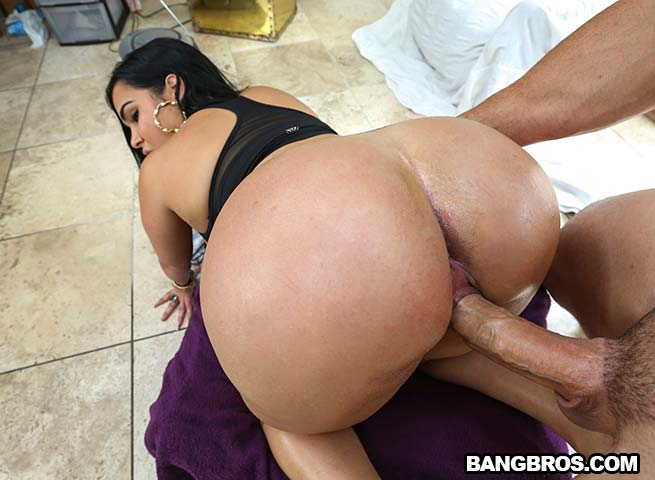 Latinas big ass porno