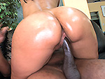 Pic of Alexis Breeze in assparade episode: Alexis Breeze's Ass Don't Play