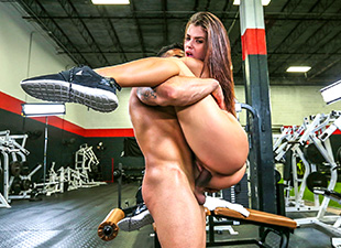 AssParade – Working Out That Booty – Keisha Grey