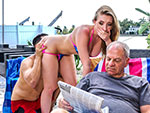 Pic of Harley Jade in assparade episode: Don�t Tell Grandpa