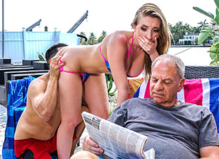 MonstersOfCock – Don't Tell Grandpa – Lexie Banderas