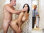 Pic of Rose Monroe in assparade episode: Cheating Big Ass Latina