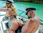 assparade: Doing Anal In A Wild Boat Ride