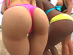 Pic of Sara Jay in assparade episode: Booty Beach Bash