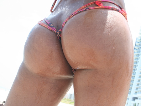 Beach Buns Ass Parade