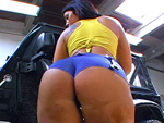 Pic of Cherrie Rose in assparade episode: Motor Ass