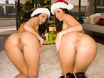 Pic of Jayden Jaymes in assparade episode: All I Want For Xmas Is Ass!