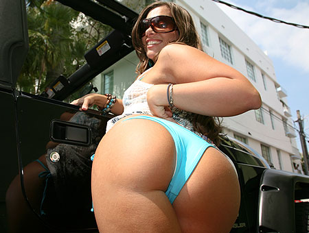 SpringBreak Ass! Ass Parade