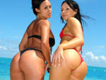 Pic of Mariah Milano in assparade episode: Mariah and Ashli head to the Keys