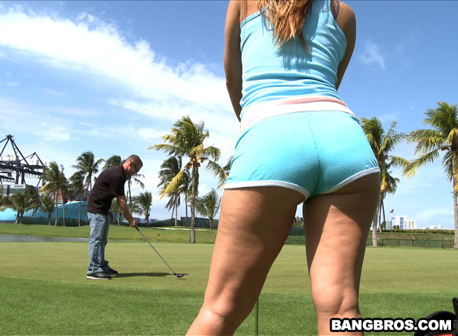 big1 Ass Parade Devon Lee   A Sexy Golfing Experience