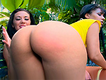 assparade: Jayden And Elena Will Make U Cum Twice!