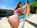 Pic of Gracie Glam in assparade episode: Gracie Got Back
