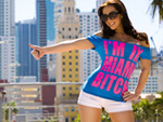 assparade: Jayden Jaymes Is in Miami Bitch!