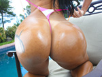 Monica Santhiago's Huge Brazilian Ass