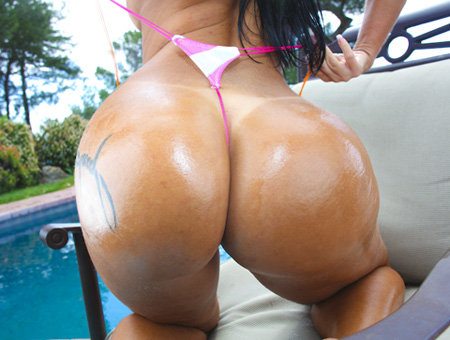 Monica Santhiago's Huge Brazilian Ass Ass Parade