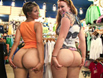 assparade: Kelsey Michaels, & Alina Aldamen's Lucky Shopper