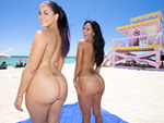 Pic of Miss Raquel in assparade episode: Ava Addams & Miss Raquel 