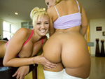 Pic of Skyla Paris in assparade episode: All That ASS! w/ Skyla Paris & Valerie