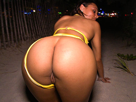 Bethany Benz Got's A Booty Ass Parade