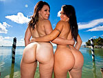 Pic of Bella Foxx in assparade episode: Bella Foxx &  Jenna Presley