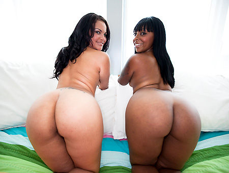 The Donk-a-Donk W/ Egypt & Violet Vasquez Ass Parade