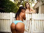 Pic of Plesure in assparade episode: Gargantuan Butt's w/ Pleasure & Roxi