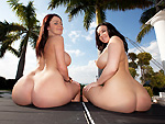 Pic of Emma Heart in assparade episode: Butts & Loads w/ Sophie Dee & Emma Heart 