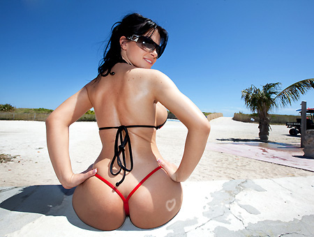 Rebeca Linares  Ass Parade