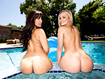 Pic of  in assparade episode: They Make it Clap! w/ Alexis Texas & Liz