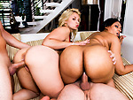 assparade: Ass Cream! w/ Carmen Michaels & Sarah Vandella