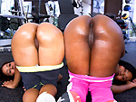 assparade: Gymnasim Ass Pounding! w/ Jessica Dawn &  Julissa James