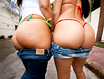 assparade: Cuban ass is insane feat. Rubi and Catalina