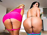 assparade: Ass and Anal w/ Ava Addams & Abbey Brooks