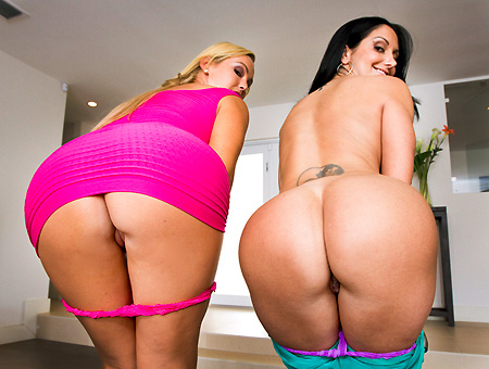 Ass And Anal W/ Ava Addams & Abbey Brooks Ass Parade