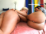 assparade: Sizable Butts w/ Julie Cash & Ava Addams