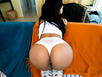 assparade: Gotta Love Ms.Rose Latin Ass
