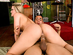 Pic of Assparade in Bootylicious w/Alexis Texas