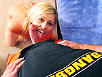 bigmouthfuls: Sexy Blonde Swallows
