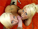 Pic of Elexia Hilton in bigmouthfuls episode: Double FUN!