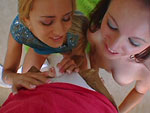 Pic of Jenna Presley in bigmouthfuls episode: Trina and Jenna