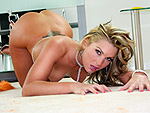 bigmouthfuls: Flower Tucci: The Butt Plug and Pussy Squirt
