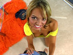 Pic of Jessi Summers in bigmouthfuls episode: Hot Hot