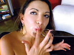 bigmouthfuls: Angelina Korss  Directed her way to my cock